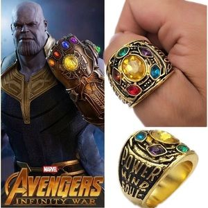 Other - Avengers Infinity War Thanos Ring